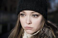 giovani della donna del ritratto Fotografie Stock