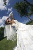 giovani della sposa fotografia stock libera da diritti