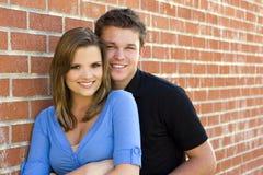 giovani delle coppie Fotografia Stock
