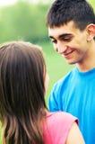 giovani di amore delle coppie Immagine Stock Libera da Diritti