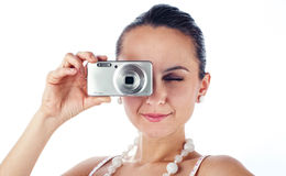 Giovani donne Fotografia Stock