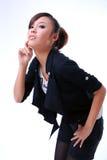 Giovani donne attraenti Fotografie Stock