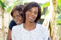 Giovani donne felici Immagini Stock Libere da Diritti