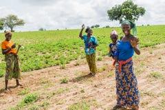 Giovani donne senegalesi Fotografie Stock
