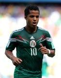 Giovani dos Santos Coupe du monde 2014 Royalty Free Stock Images