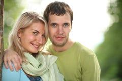 giovani felici delle coppie Immagine Stock Libera da Diritti