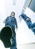 Giovani uomini di affari Fotografie Stock Libere da Diritti