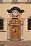 giovanni修道院帕尔马圣 免版税库存照片