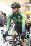 Giovanni Bernaudeau Team Europcar Royalty Free Stock Images