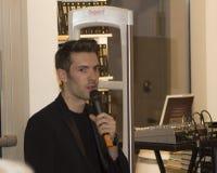 Giovanni caccamo Fotografia Stock