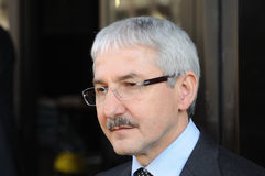 Giovanni Faverin, CISL FP领导先锋  库存图片
