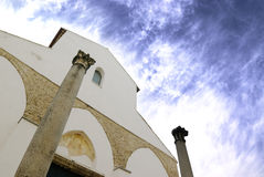 Giovanni kościoła świętego ravello Obrazy Stock