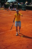 Giovanni Lapentti,ecuadorian Davis Cup team member Royalty Free Stock Photos