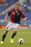 Giovanni Marchese of Genoa CFC Stock Image