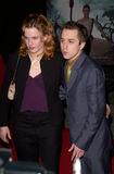 Giovanni Ribisi. Actor GIOVANNI RIBISI & wife MARIA O'BRIEN at the Los Angeles premiere of his new movie The Gift. 18DEC2000.   Paul Smith / Featureflash Stock Photography