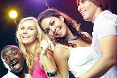 Gioventù di dancing Fotografia Stock