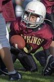 Gioventù di football americano Immagini Stock Libere da Diritti