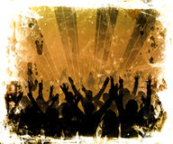 Gioventù di Grunge Immagine Stock Libera da Diritti