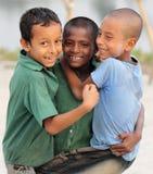 Gioventù gioviali Fotografie Stock Libere da Diritti