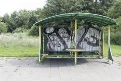 Gioventù olandese che incontra area Fotografia Stock Libera da Diritti
