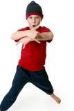 Gioventù con l'atteggiamento Fotografie Stock Libere da Diritti