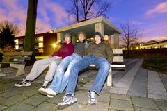 Gioventù suburbana Fotografie Stock Libere da Diritti