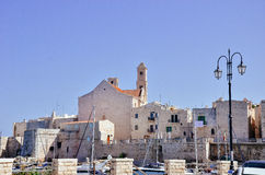 Giovinazzo, Italy Royalty Free Stock Photography