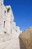 Giovinazzo Oldtown. Apulia. Fotos de Stock