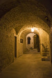 Giovinazzo Oldtown. Apulia. Royalty Free Stock Photo