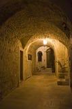 Giovinazzo Oldtown. Apulia. Foto de Stock Royalty Free