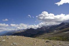 Gipfel des Montierungspfeifers stockfotos