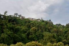 Gipfel-Gebäude Stockfotografie