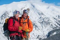 Gipfel-Liebe Lizenzfreies Stockbild
