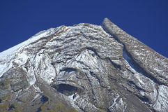 Gipfel Mt-Egmond Lizenzfreie Stockbilder