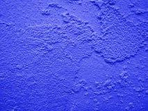 Gips der blauen Farbe Lizenzfreies Stockbild