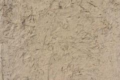 Gips des Lehms und des Strohs Lizenzfreies Stockbild