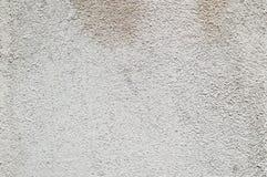 Gips oder Zement auf dem Wandnahaufnahme-Beschaffenheitshintergrund Lizenzfreies Stockbild