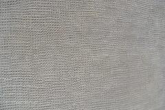 Gips-Weiß fein grau gekörnt klassisch handmade Beschaffenheit Haus medium grob lizenzfreies stockfoto
