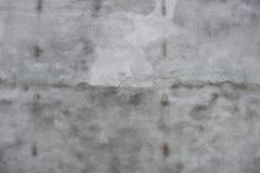 Gipspleister grijze textuur Stock Foto's