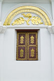 Gipspleister Thailand royalty-vrije stock afbeelding