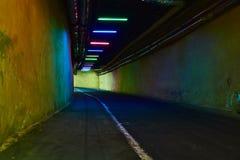 Gipstunnel Stockfotos