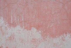 Gipsująca ściana, abstrakta beton, krajobrazu styl, wielki tło lub tekstura, Fotografia Stock