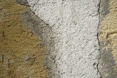 Gipsuje betonową teksturę, dryluje powierzchnię, kołysa krakingowego tło dla pocztówki, Zdjęcie Royalty Free
