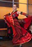 Gipsy dancer Royalty Free Stock Photos