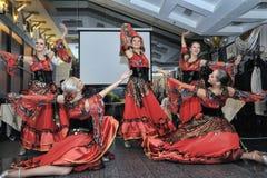 Gipsy dancer Stock Image