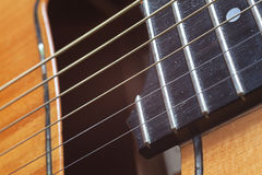 Gipsy Guitar Stock Photos