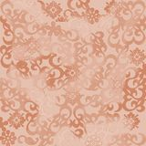 Gipsy monochrome. Monochrome tan gypsy decoration style for sheets and carpets Stock Photo