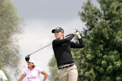 Giquel, Ladies European Tour, Castelllon, 2006 Stock Photography