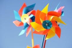 Girândola colorido para crianças fotos de stock