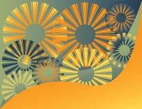 Giradores Imagem de Stock Royalty Free